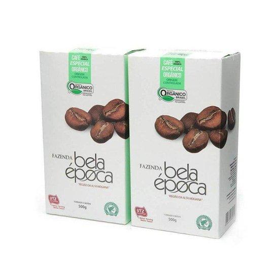 Cafe Especial Organico - Moido - Kit 1kg -