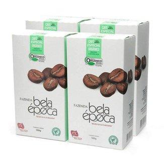 Cafe Especial Organico - Moido - Kit 2kg