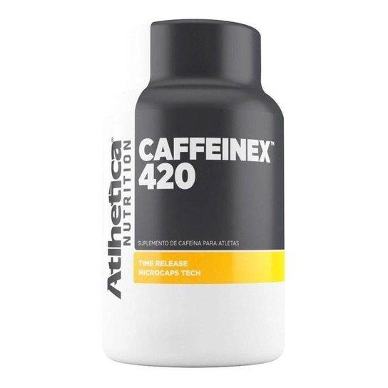 Cafeína Caffeinex 420Mg 90 Cáps - Atlhetica Nutrition -