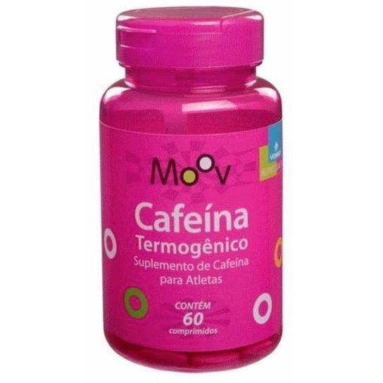 Cafeína Termogênico P/ Queimar Gordura E Emagrecer 60 comprimidos - Rosa