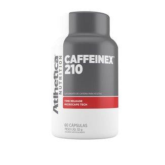 Caffeinex 210 60 Cápsulas  Atlética Nutrition