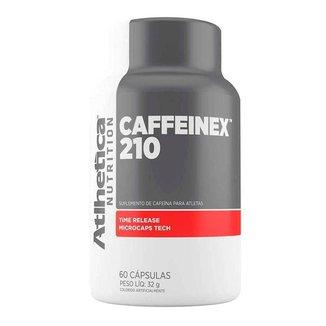 Caffeinex 210mg 60 Capsulas - Atlhetica Nutrition