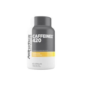 Caffeinex 60 cáps Atlhetica