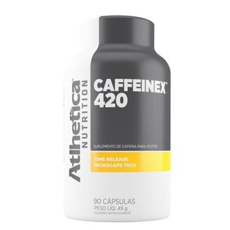 CAFFEINEX - 90 CAPS -  - ATLHETICA