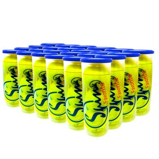 Caixa de Bola de Tênis Spin Favorita All Court com 24 Tubos SPIN