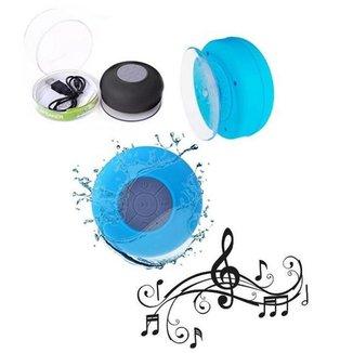Caixa De Som Á Prova D'água Bluetooth Piscina Banheiro