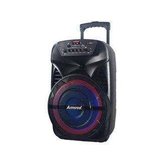 Caixa de Som Amvox Aca 380 Viper Bluetooth