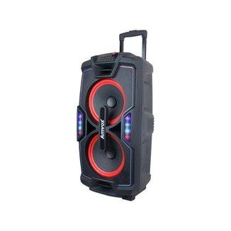 Caixa de Som Amvox Aca 850 Festa Bluetooth