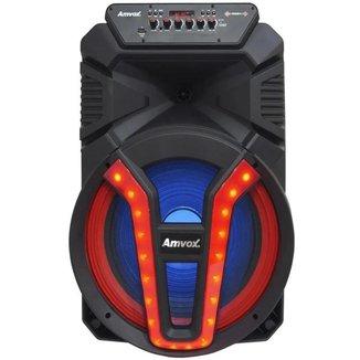 Caixa de Som Amvox ACA780 Vulcano 700W Preto - Bi