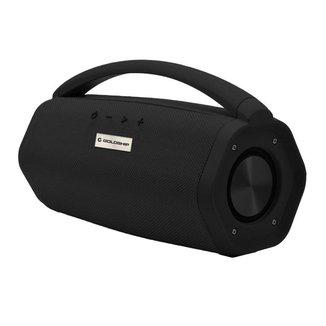Caixa de Som Aqua Boom Speaker Ipx7 Goldship Bateria Interna