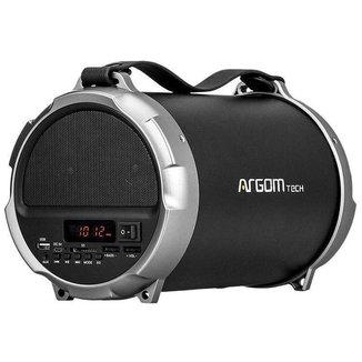 Caixa de Som Argom Bazooka ARG-SP-3124BN Bluetooth