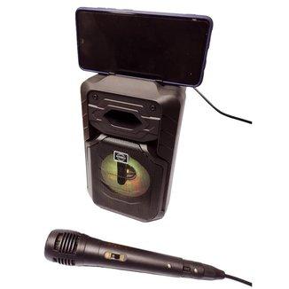 Caixa de Som Bluetooth com Microfone – BSN
