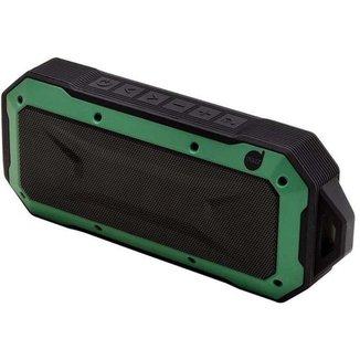 Caixa de Som Bluetooth Dazz Adventure Verde - Ref