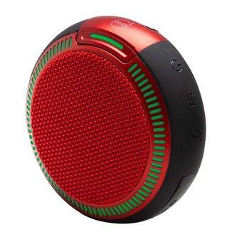 Caixa de Som Bluetooth Dazz Joy Vermelho - Ref.60