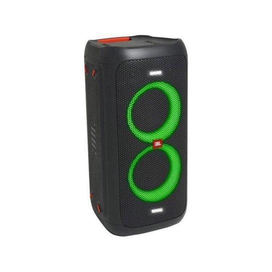 Caixa de Som Bluetooth JBL BLPARTYBOX100BR 160W USB - Preto