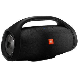Caixa de Som Bluetooth JBL Boombox à Prova de Água Portátil 60W