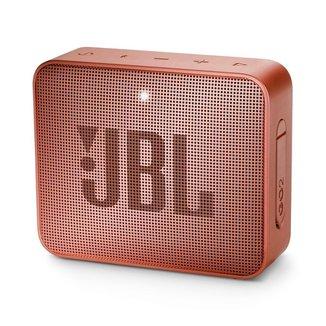 Caixa de Som Bluetooth JBL GO 2 à Prova Dágua 3W Cinnamon