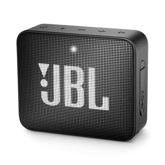 Caixa de Som Bluetooth JBL GO 2 à Prova D'água 3W - Preto