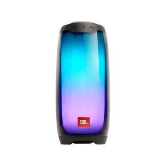 Caixa de Som Bluetooth JBL Pulse 4 Portátil à Prova de Água 20W USB