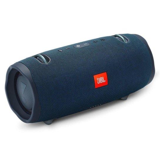 Caixa de Som Bluetooth JBL Xtreme 2 40W RMS À Prova D'água - Azul