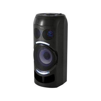 Caixa de Som Bluetooth Philco PCX3500 Portátil - USB com Tweeter