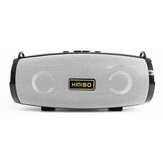 Caixa de Som Bluetooth Portátil Original Com Alça Speaker Bass