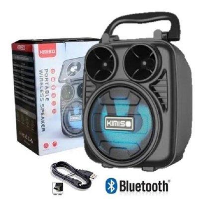 Caixa de Som  Bluetooth Portátil Recarregável