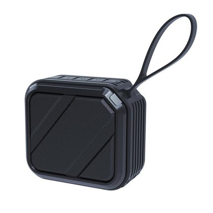 Caixa de Som Bluetooth Portátil - Resistente à Água