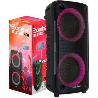 Caixa De Som Bomber Beatbox 400 Portátil Bluetooth 110v/220v