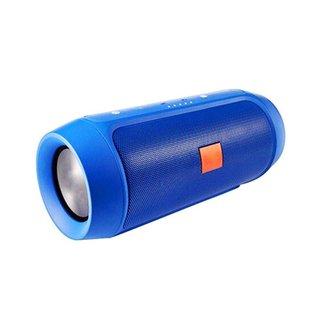 Caixa De Som Charge 2 Bluetooth Azul