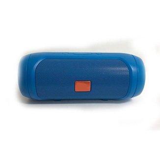 Caixa De Som Charge 2 Mini Bluetooth Potente azul