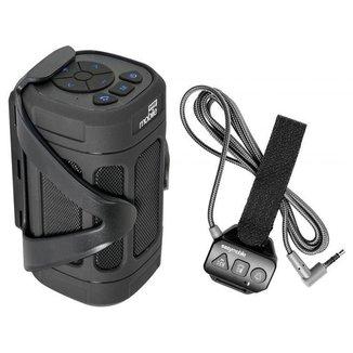 Caixa de Som Easy Mobile Max Box Bluetooth - Portátil Passiva 8W com Microfone