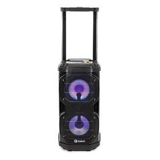 Caixa de Som Gallant Portátil 800 com Bluetooth 4.2 Bivolt