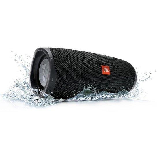 Caixa de Som JBL Charge 4 Bluetooth - Preto