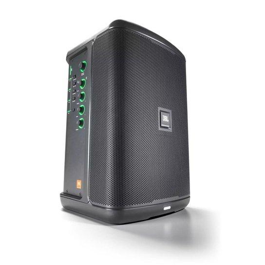 Caixa de Som Jbl Eon One Compact Ativa Com Bluetooth - Preto