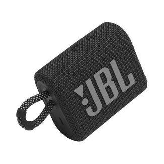 Caixa de Som JBL Go 3 Bluetooth Portátil