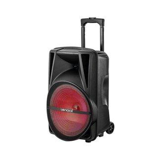 Caixa de Som Lenoxx CA340 300W Bluetooth Preto -