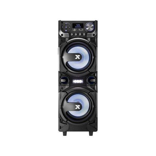 Caixa de Som Lenoxx CA5000 Bluetooth Amplificada - Preto