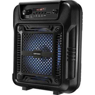 Caixa de Som Lenoxx Portátil CA60 80W Preto - Biv