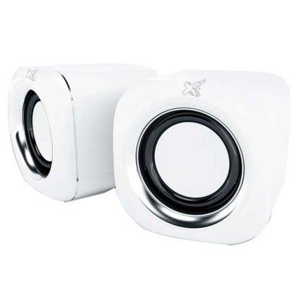 Caixa de Som Maxprint Delta Prime - 5W - Branca - 60000038