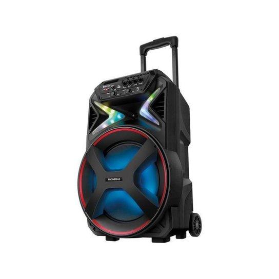 Caixa de Som Mondial CM-400 Bluetooth Portátil - Preto