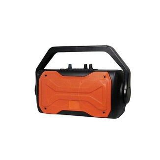 Caixa de Som OEX Fuss 60W Bluetooth SK409 - Preto