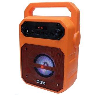 Caixa de Som OEX Speaker Fun SK415 90W - Laranja
