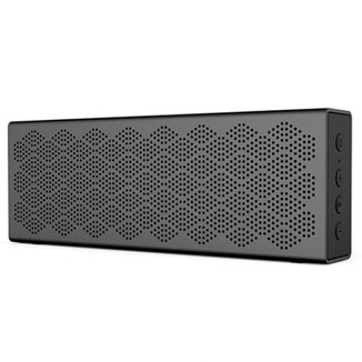 Caixa de Som Portátil Edifier MP120 - Bluetooth 5.0, USB, Conector P2, Cartão SD - 8W RMS