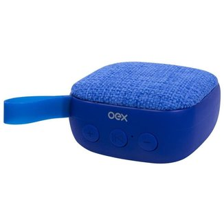 Caixa de Som Portátil OEX Speaker Wee SK413 - Azul
