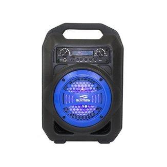 Caixa de Som Portátil Sumay SM Gallon 30W SM-CSP1