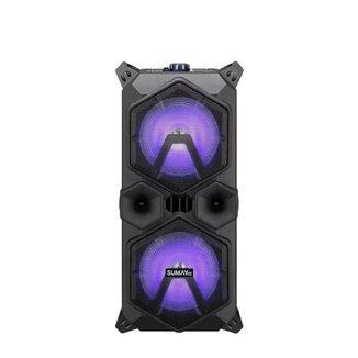 Caixa de Som Portátil Sumay SM Taurus 220W SM-CAP