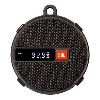Caixa De Som Portátil Wind 2 Resistente A Água Para Moto E Bike P2 E Bluetooth