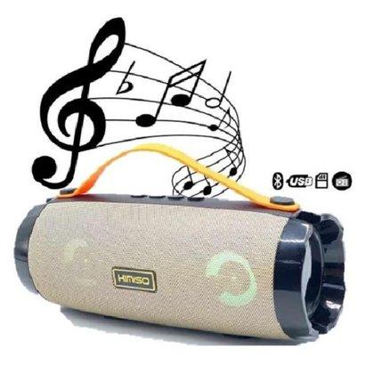Caixa de Som Portátil Wireless Bluetooth Kimiso KM-202
