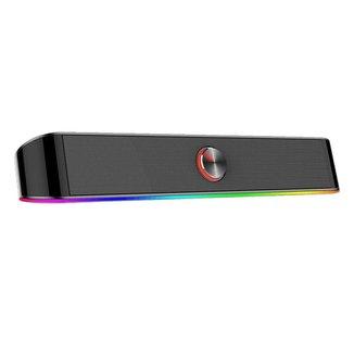 Caixa de Som Soundear Gamer Adiemus GS560 Preto